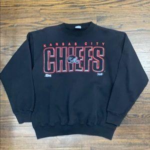 1991 Kansas City Chiefs Crewneck